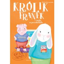 Krzemińska Marta Królik Franek i bójka w przedszkolu