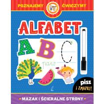 Praca zbiorowa Alfabet. Pisz i zmazuj