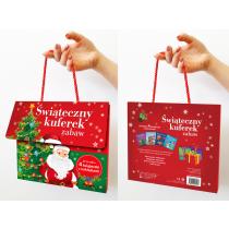 Praca zbiorowa Świąteczny kuferek zabaw