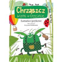 Kiełbasiński Krzysztof Łamańce językowe. Chrząszcz brzmi w trzcinie