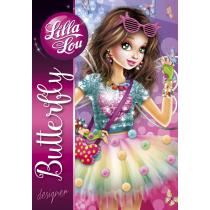 Praca zbiorowa Lilla Lou spirala. Butterfly