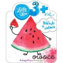 Lilla Lou Edu. 3+. Owoce