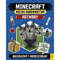 Praca zbiorowa Minecraft. Mistrz budownictwa. Potwory