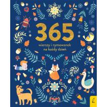 Praca zbiorowa 365 wierszy i rymowanek na każdy dzień