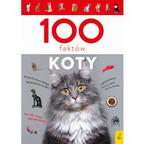 Małgorzata Biegańska-Hendryk 100 faktów. Koty