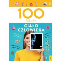 Patrycja Zarawska 100 faktów. Ciało człowieka