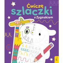 Joanna Gos Ćwiczę szlaczki z Zygzakiem
