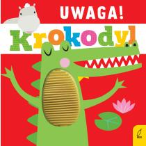 Praca zbiorowa Uwaga, krokodyl!
