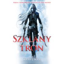 Maas J. Sarah Szklany tron. Tom 1