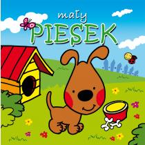 Kozłowska Urszula Mały piesek. Mini zwierzątka