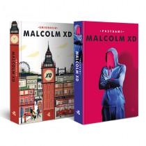 Malcolm XD Pakiet: Malcolm XD. Emigracja/Pastrami