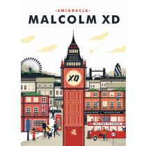 Malcolm XD Emigracja