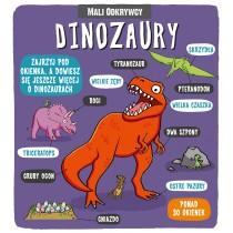 praca zbiorowa Mali odkrywcy. Dinozaury