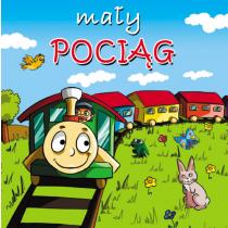 Kozłowska Urszula Mały pociąg. Mini zwierzątka