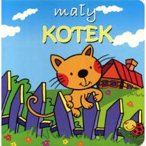Kotlonek Anna Mały kotek. Mini zwierzątka