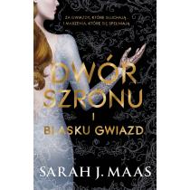 Maas J. Sarah Dwór szronu i blasku gwiazd. Tom 4