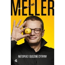 Marcin Meller Nietoperz i suszone cytryny. Z autografem