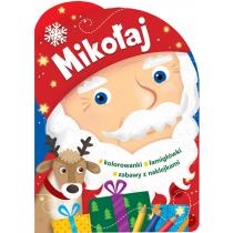 Mikołaj. Świąteczne activity