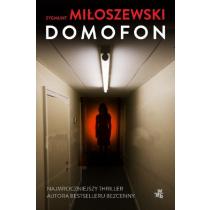 Miłoszewski Zygmunt Domofon. Z autografem
