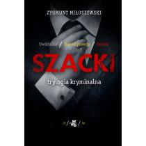 Miłoszewski Zygmunt Szacki. Trylogia kryminalna