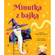 Sarna Katarzyna Minutka z bajką