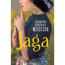 Katarzyna Berenika Miszczuk Jaga. Pocket