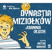 Olech Joanna Dynastia Miziołków