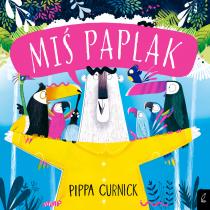 Pippa Curnick Miś Paplak