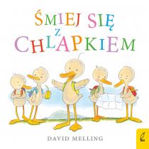 David Melling Śmiej się z Chlapkiem