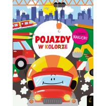 Praca zbiorowa W kolorze. Pojazdy