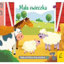 Praca zbiorowa Biblioteka maluszka. Mała owieczka