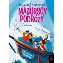 Agnieszka Stelmaszyk Mazurscy w podróży. Porwanie Prozerpiny. Tom 2