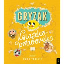 Emma Yarlett Gryzak. Książkopotworek