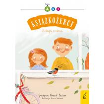 Grażyna Nowak-Balcer Książkożercy. Kolega z okna. Poziom 1