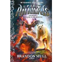 Praca zbiorowa Spirit Animals. Opowieści upadłych bestii. Wydanie specjalne