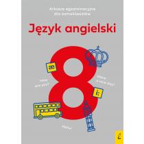 Marcin Frankiewicz Arkusze egzaminacyjne dla ósmoklasisty. Język angielski