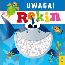 Praca zbiorowa Uwaga, rekin!