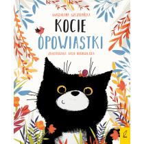 Magdalena Szczepańska Kocie opowiastki