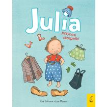 Lisa Moroni Julia przynosi skarpetki