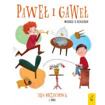 Praca zbiorowa Paweł i Gaweł. Wiersze o dzieciach