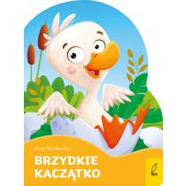 Anna Paszkiewicz Bajki na dobranoc. Brzydkie kaczątko