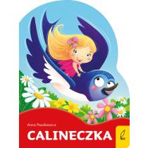 Anna Paszkiewicz Bajki na dobranoc. Calineczka
