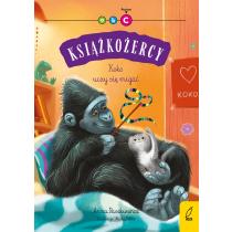 Anna Paszkiewicz Książkożercy. Poziom 3. Koko uczy się migać