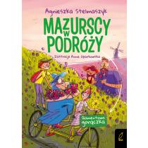 Agnieszka Stelmaszyk Mazurscy w podróży. Diamentowa gorączka. Tom 4