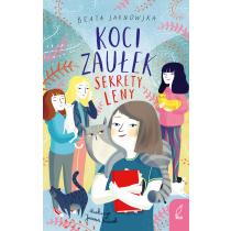 Beata Sarnowska Koci Zaułek. Sekrety Leny. Tom 2
