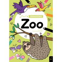 Praca zbiorowa Obrazkowo. Zoo
