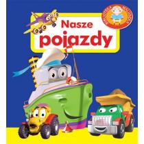 Frączek Agnieszka Nasze pojazdy. Pianki
