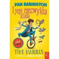 Harris Tim Pan Babington i jego niezwykła klasa. Tom 1