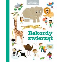 Praca zbiorowa Pierwsza encyklopedia. Rekordy zwierząt