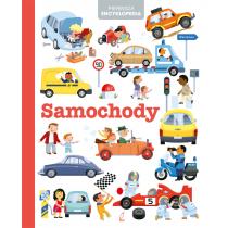 Praca zbiorowa Pierwsza encyklopedia. Samochody